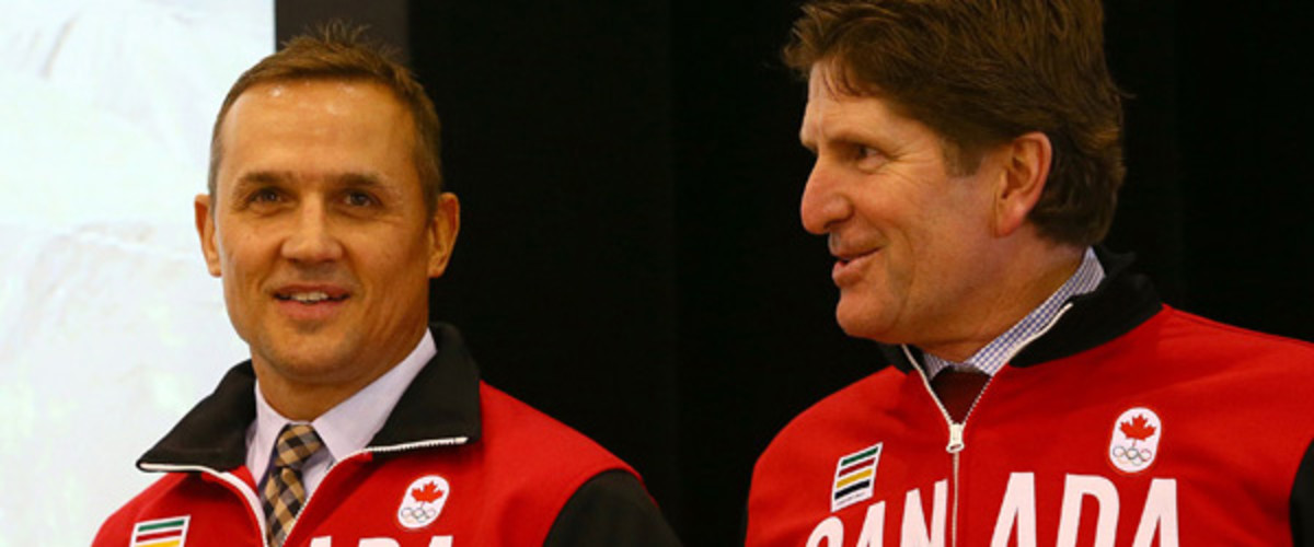 team canada men's hockey 2014 olympics