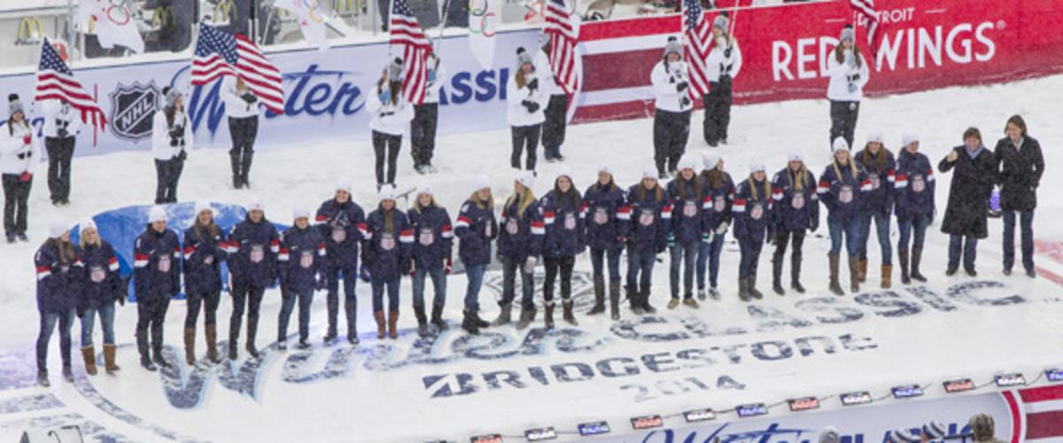 us women's hockey roster 2014 olympics