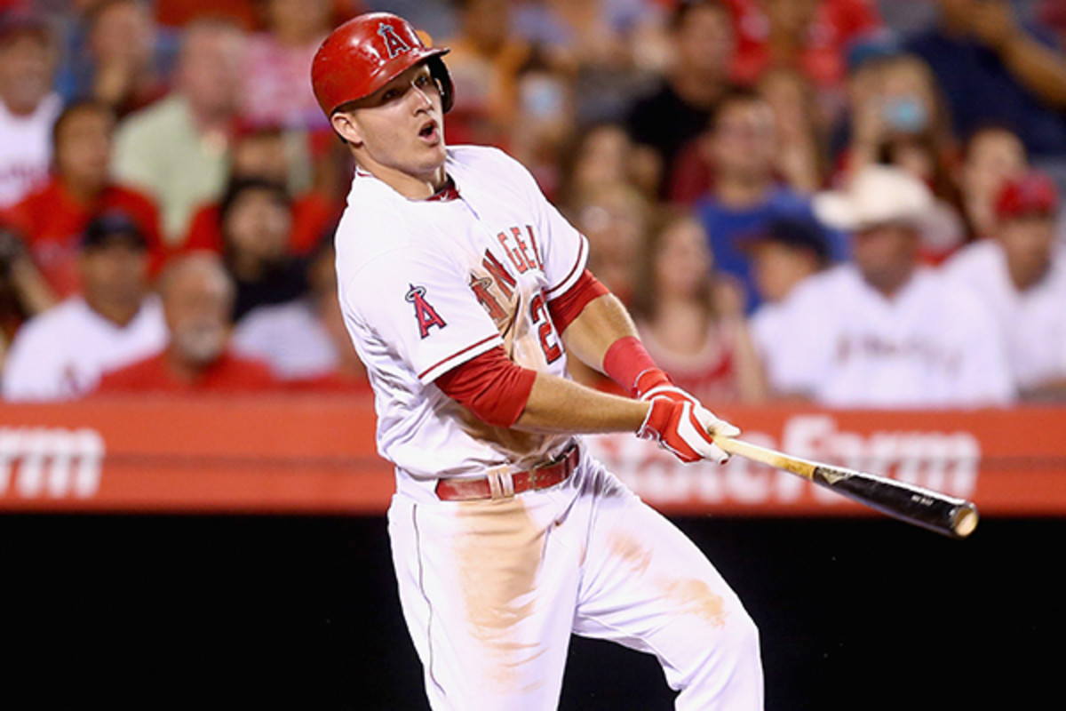 future hall of fame mike trout