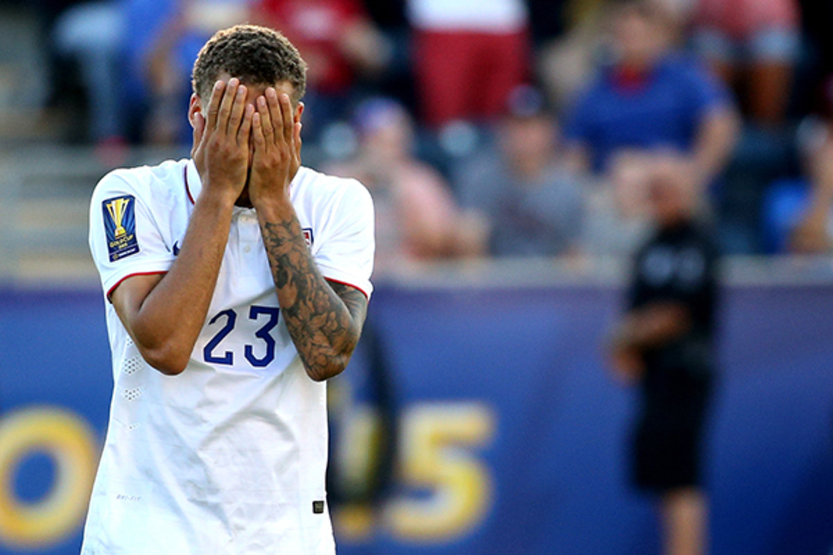 concacaf gold cup united states