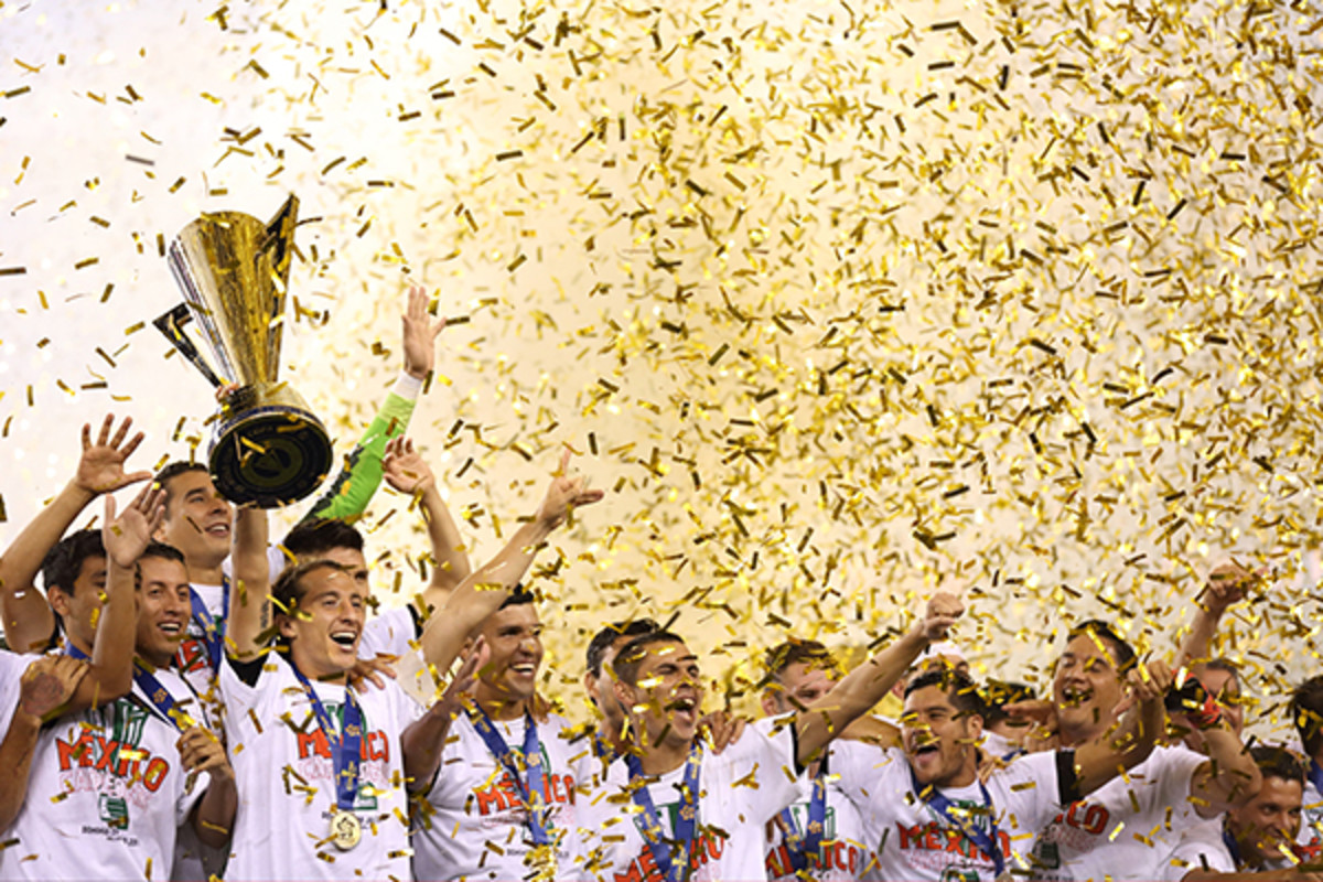 concacaf gold cup mexico