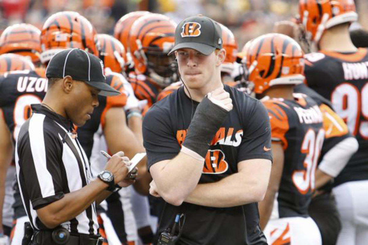 fantasy football 2015 week 14 learned andy dalton