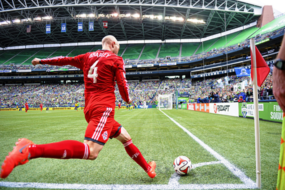 michael bradley usmnt world cup 2014