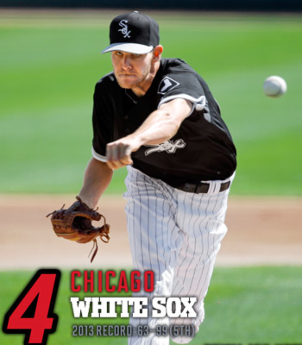 2014 mlb preview AL east chicago white sox