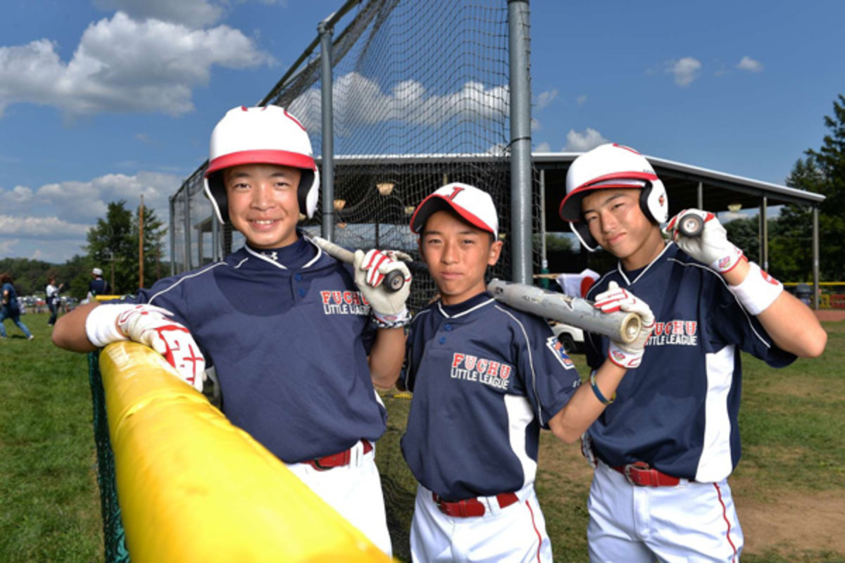 little league 75th anniversary little league world series