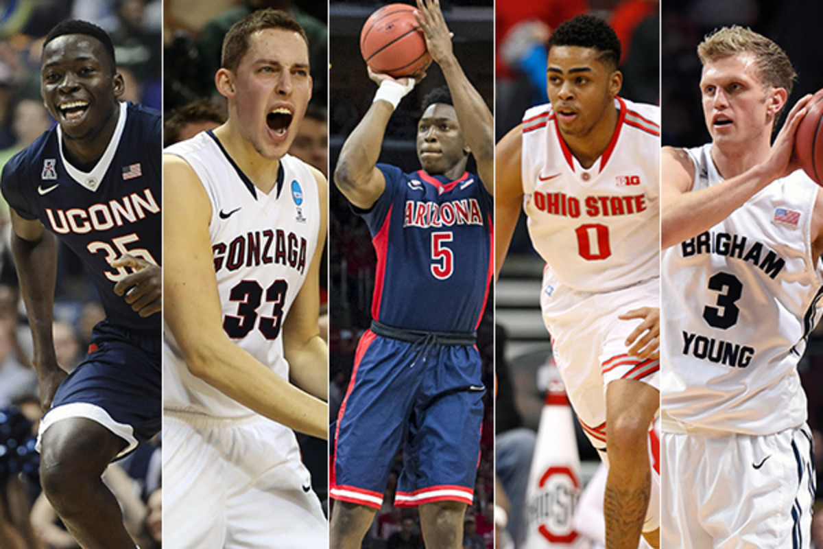 ncaa men's basketball west all-stars