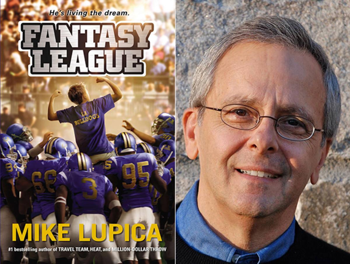mike lupica fantasy league