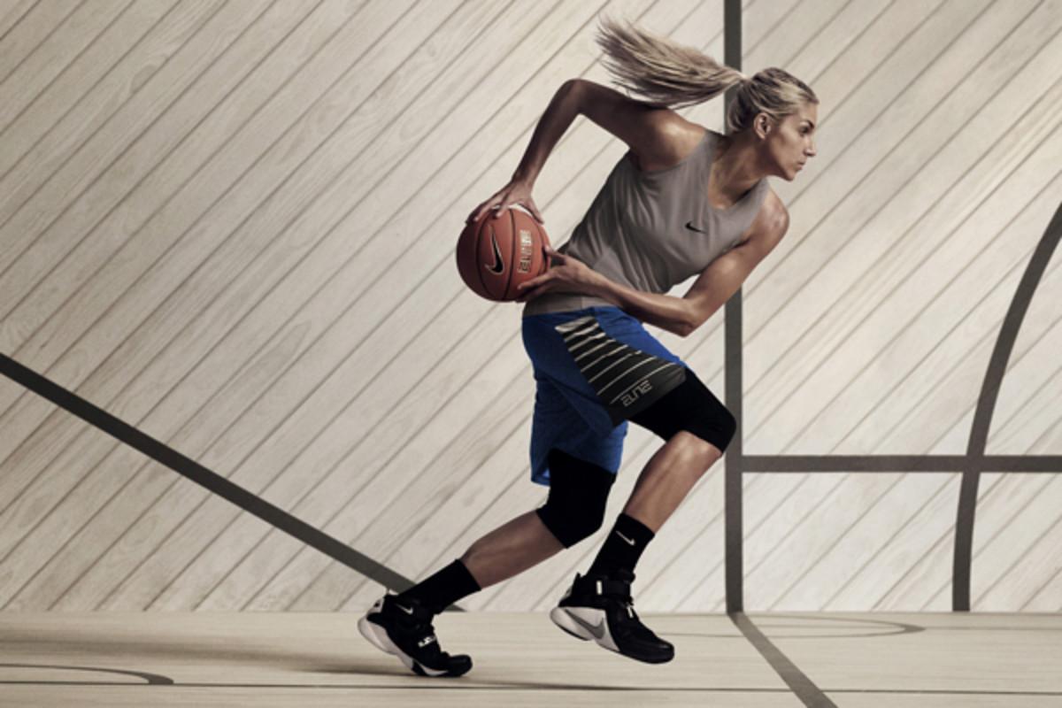 nike women's basketball elena delle donne