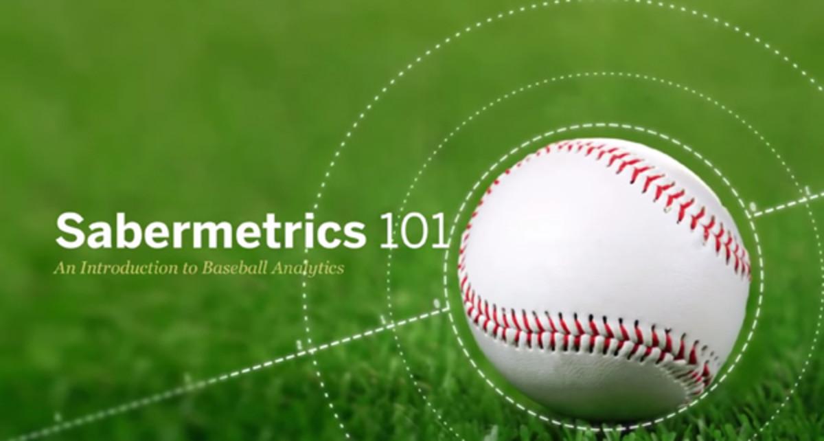 sabermetrics 101 edx
