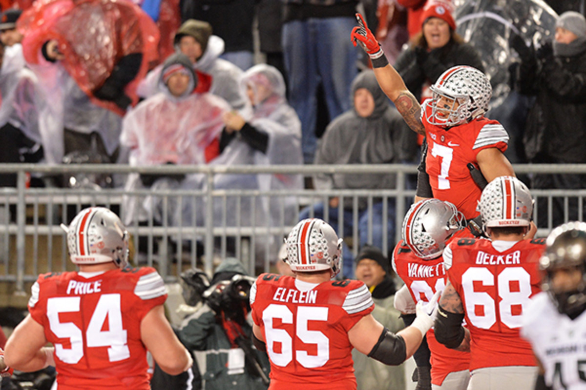 college football playoff predictions ohio state