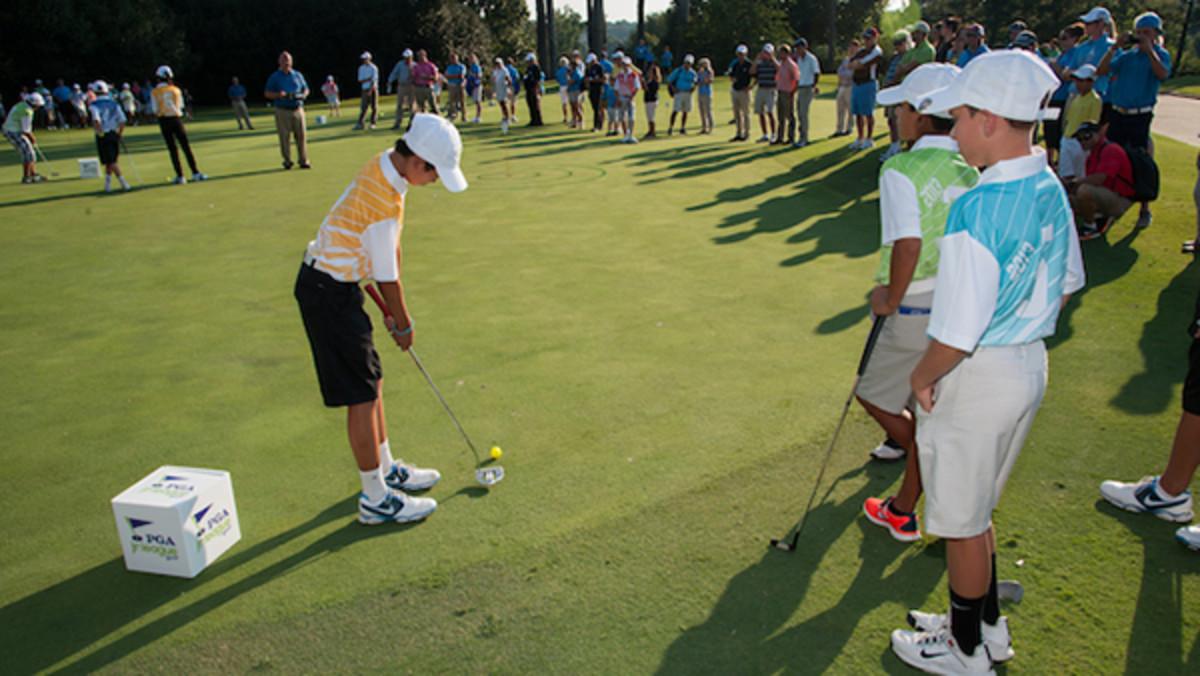 pga junior golf league