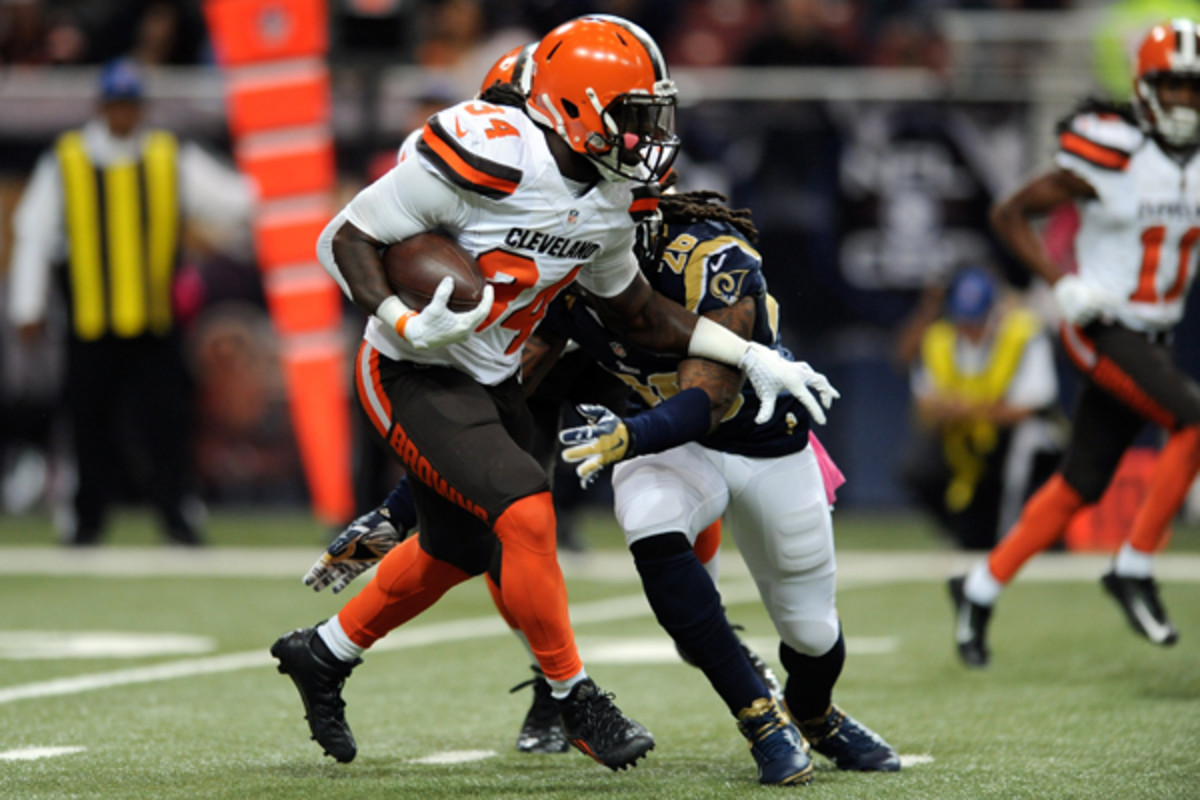 fantasy football week 8 droppables isaiah crowell