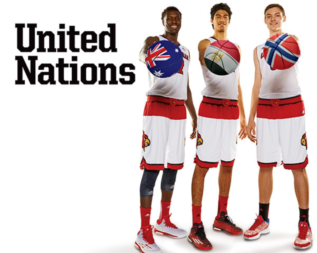 international big men college basketball