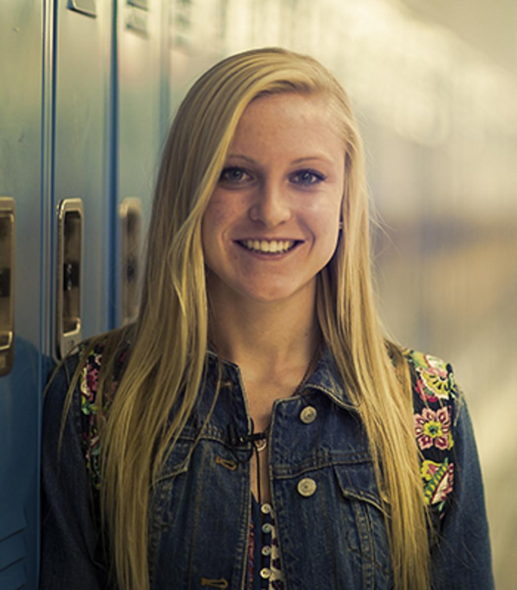 Lauren Van Vlierbergen high school heisman