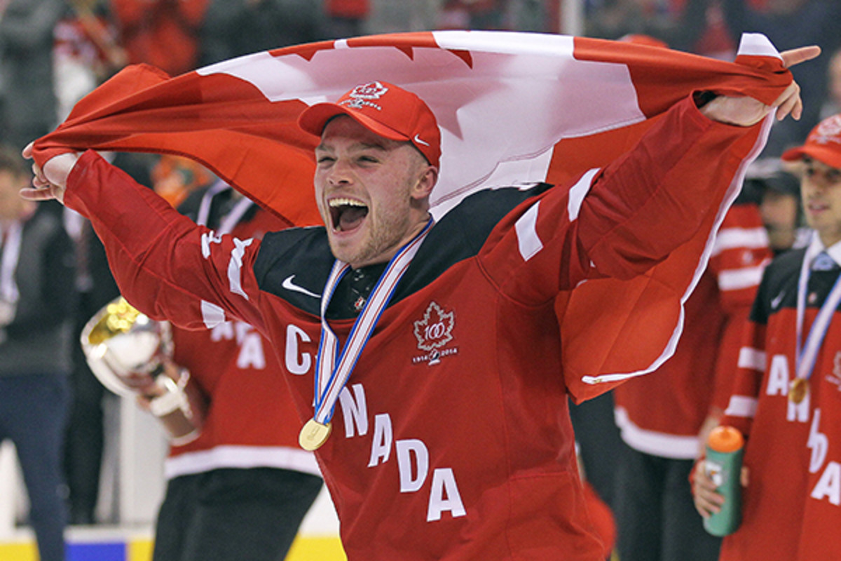 canada world junior hockey gold 2015