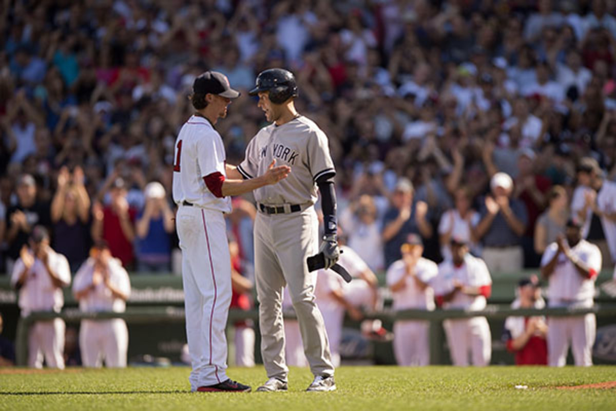 2014 sportsmanship moments derek jeter