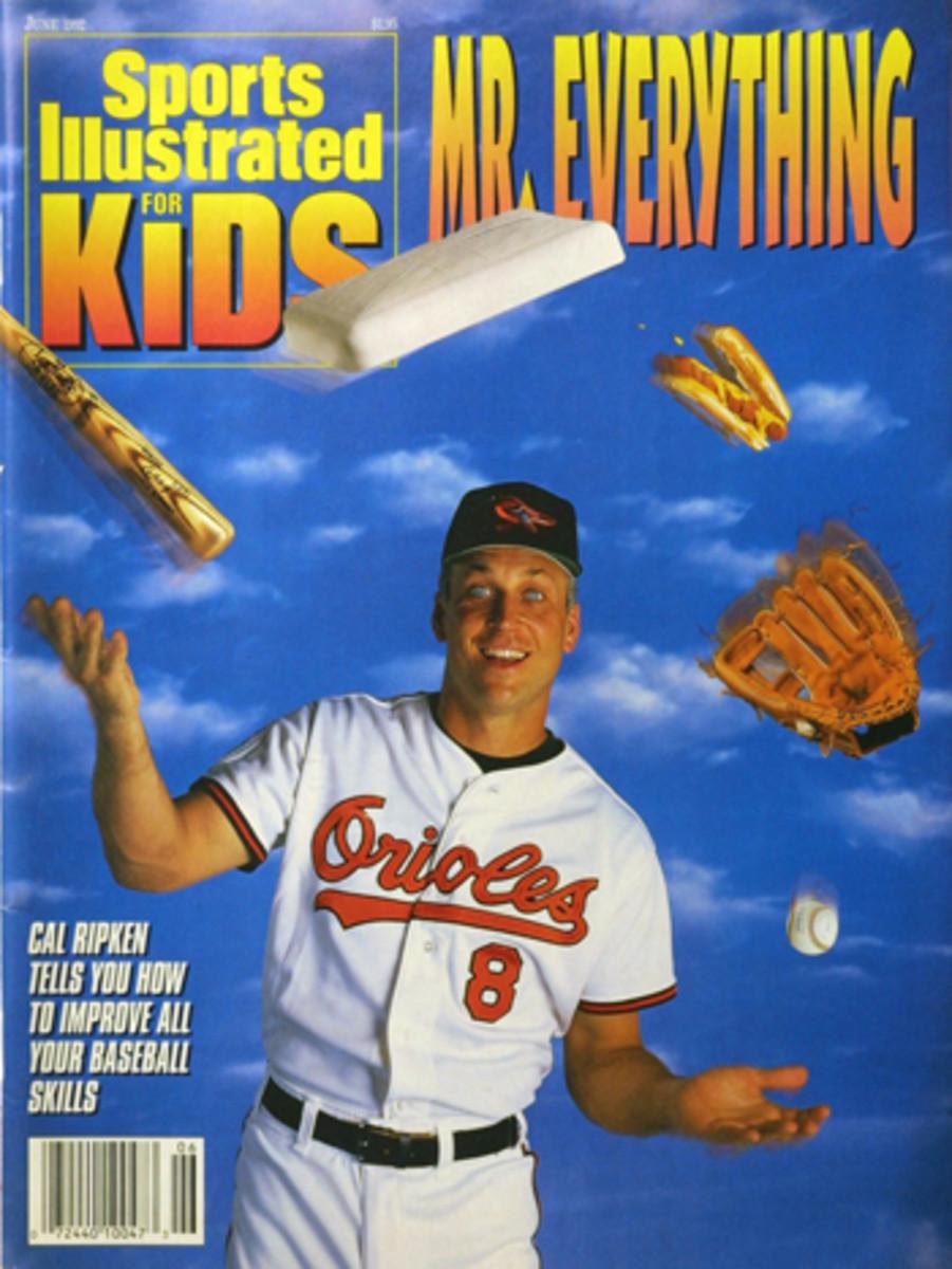 cal ripken jr special advisor mlb youth baseball