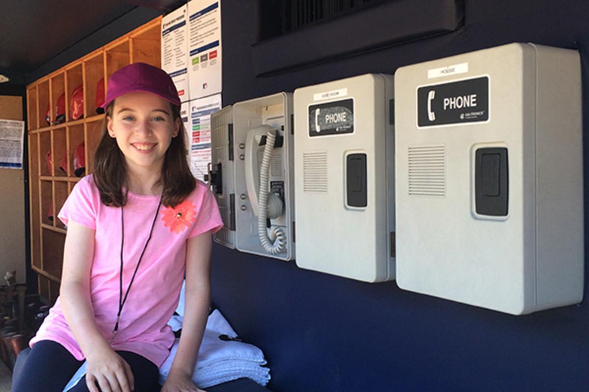 kid reporter yankee stadium