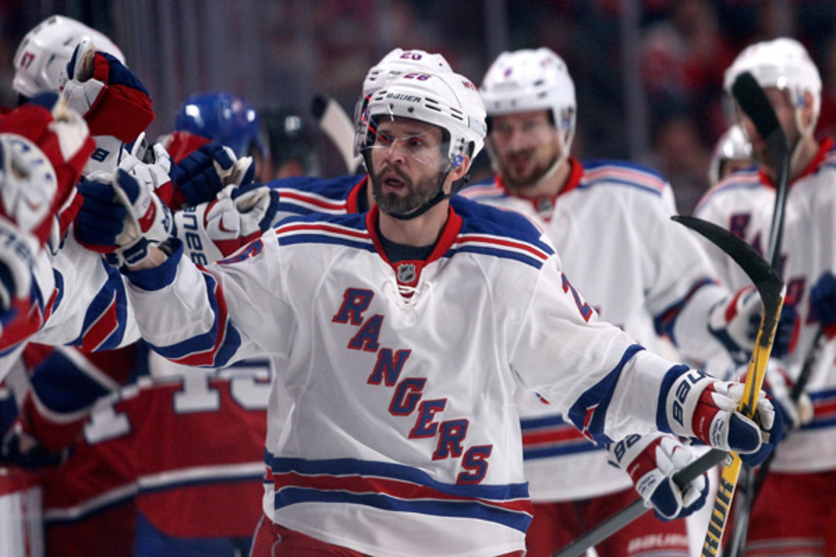 undrafted martin st. louis
