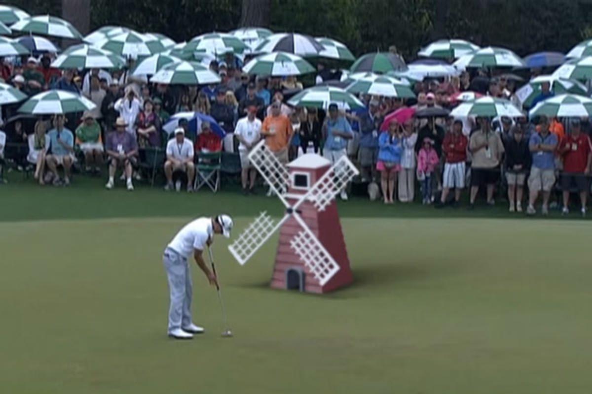 the masters mini-golf